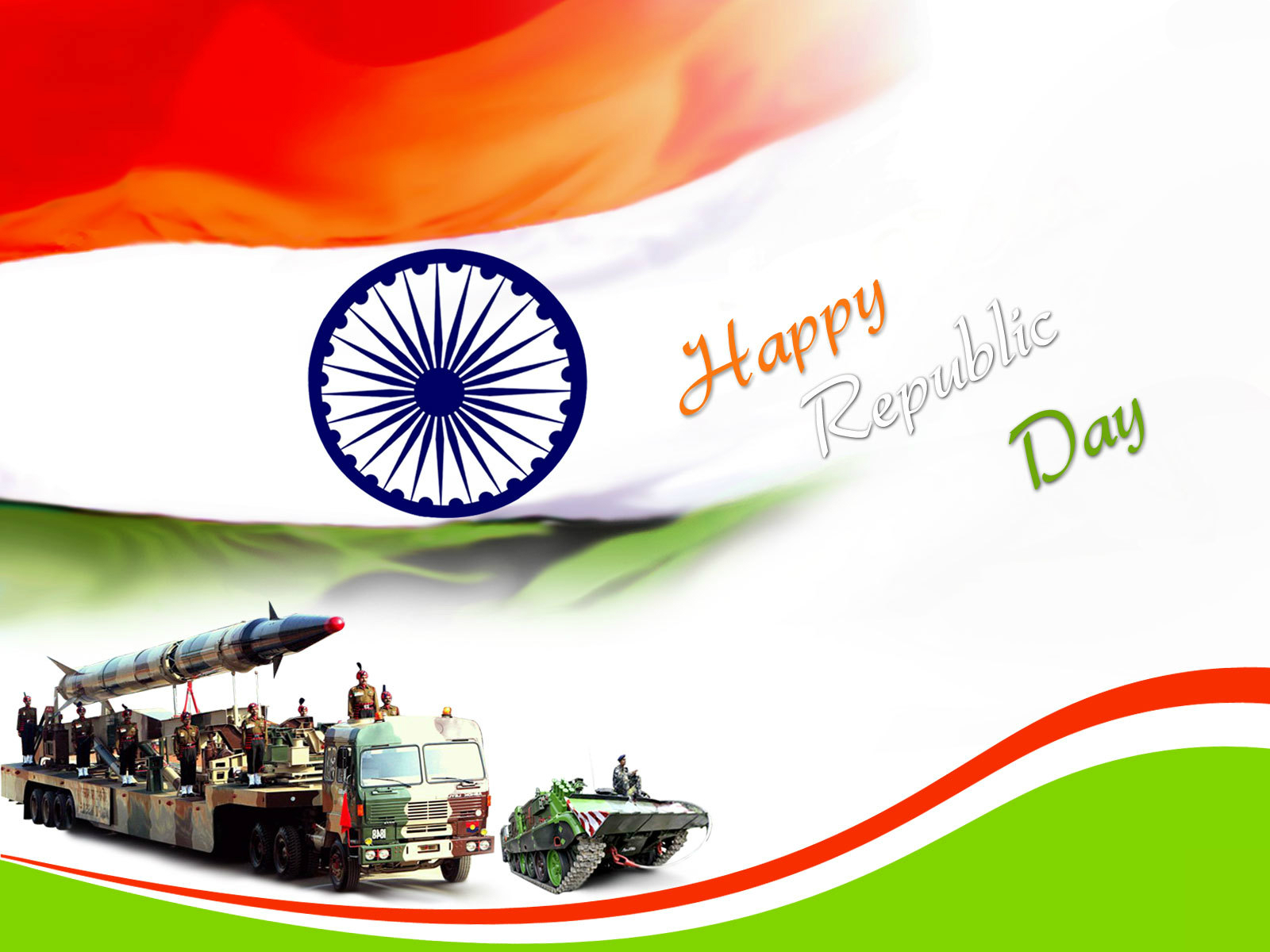 Republic Day India Think Once